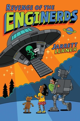 Revenge of the Enginerds by Jarrett Lerner