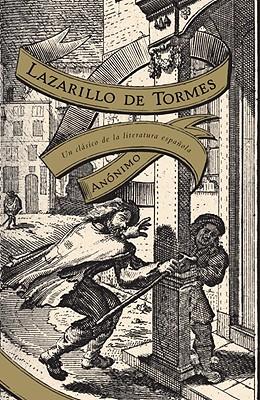 Lazarillo de Tormes Cover