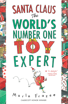 Cover for Santa Claus the World's Number One Toy Expert