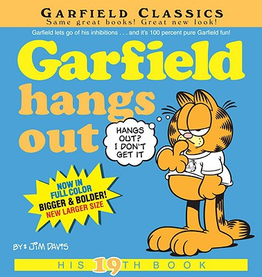 Garfield Hangs Out Cover Image