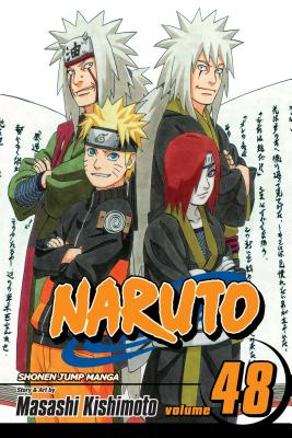 Naruto, Vol. 48 cover image