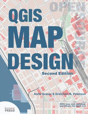 QGIS Map Design Cover Image