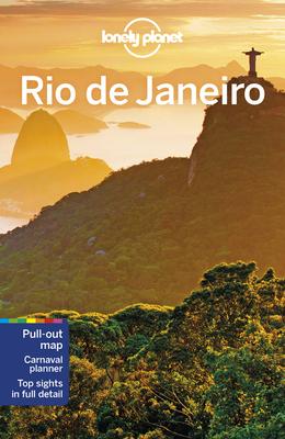 Lonely Planet Rio de Janeiro 10 (City Guide) Cover Image