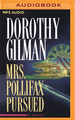 Mrs. Pollifax Pursued Cover Image