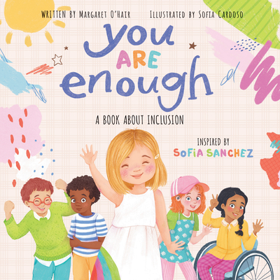 You Are Enough: A Book About Inclusion Cover Image