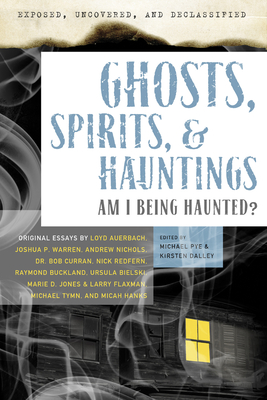 Ghosts, Spirits, & Hauntings Cover