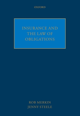Insurance and the Law of Obligations Cover Image
