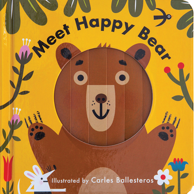 Changing Faces: Meet Happy Bear Cover Image