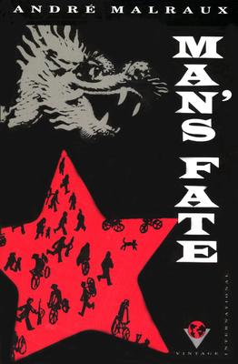 Man's Fate (La Condition Humaine) Cover