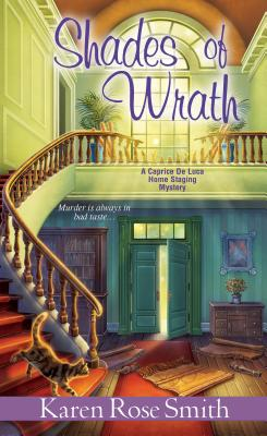 Shades of Wrath (A Caprice De Luca Mystery #6) Cover Image