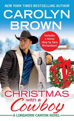 Cover for Christmas with a Cowboy