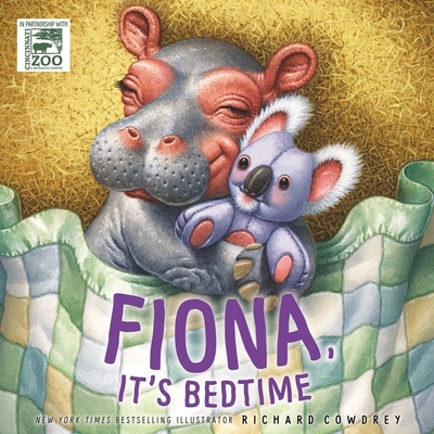 Fiona, It's Bedtime Cover Image