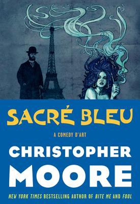 Sacre Bleu: A Comedy D'Art Cover Image