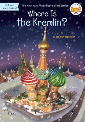 Where Is the Kremlin? (Where Is?) Cover Image