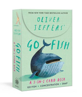 Go Fish: A 3-in-1 Card Deck: Card Games Include Go Fish, Concentration, and Snap Cover Image