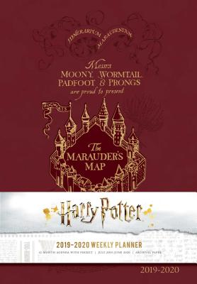 Cover for Harry Potter 2019-2020 Weekly Planner