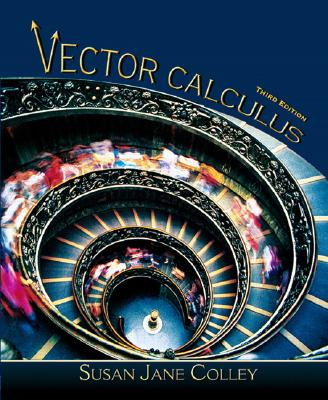 Vector Calculus Cover Image