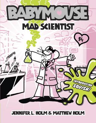Mad Scientist Cover