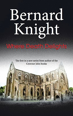 Where Death Delights Cover