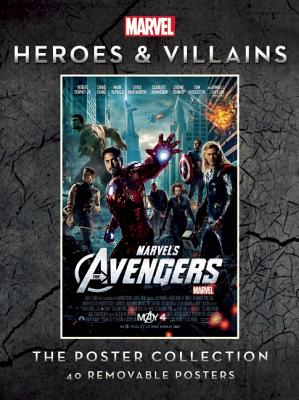 Cover for Marvel Heroes and Villains