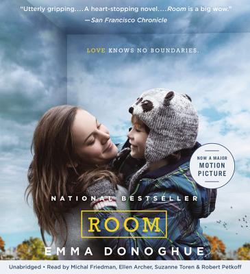 Room: A Novel Cover Image