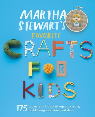 Martha Stewart's Favorite Crafts for Kids Cover