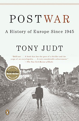 Postwar: A History of Europe Since 1945 Cover Image