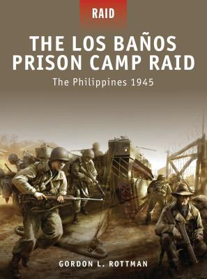 The Los Banos Prison Camp Raid Cover