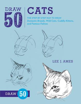 Draw 50 Cats Cover