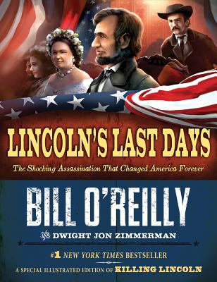 Lincoln's Last Days Cover