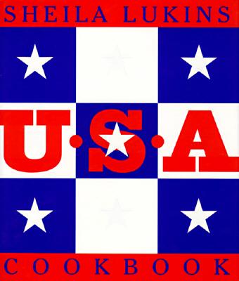 U.S.A. Cookbook Cover