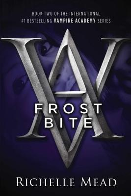 Frostbite: A Vampire Academy Novel Cover Image