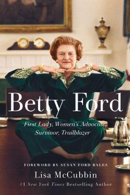 Cover for Betty Ford