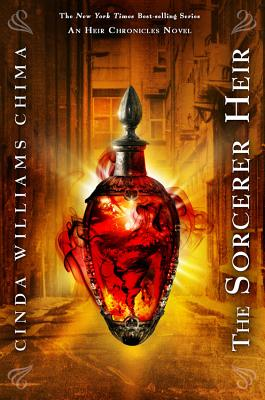 The Sorcerer Heir ((the Heir Chronicles, Book 5)) Cover Image