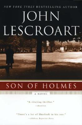 Son of Holmes (An Auguste Lupa Novel) Cover Image