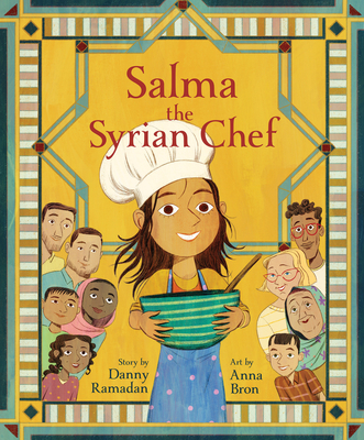 Salma the Syrian Chef Cover Image
