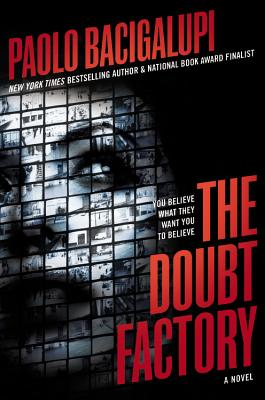 The Doubt Factory Cover