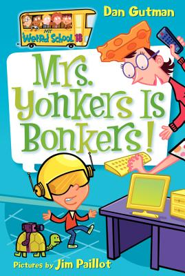 Mrs. Yonkers Is Bonkers! Cover
