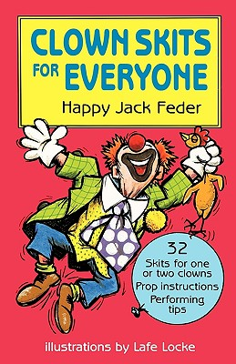 Clown Skits for Everyone Cover Image