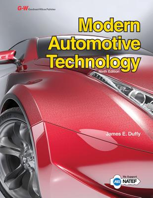 Modern Automotive Technology Cover Image
