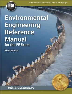 Environmental Engineering Reference Manual for the PE Exam Cover Image