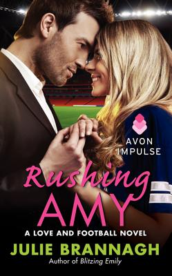 Rushing Amy: A Love and Football Novel Cover Image