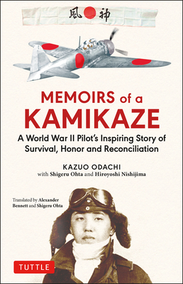Cover for Memoirs of a Kamikaze