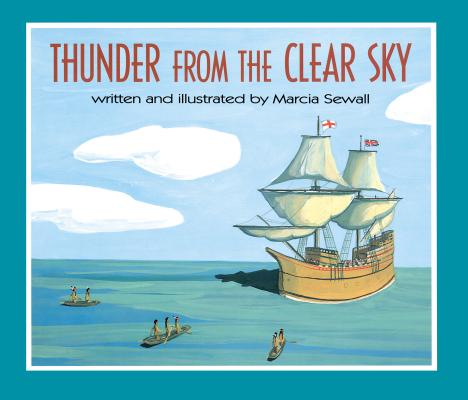 Cover for Thunder From the Clear Sky