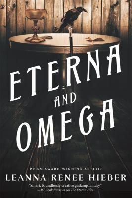 Cover for Eterna and Omega