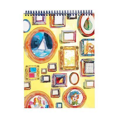 Frame Gallery Sketchbook Cover Image