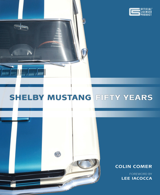 Shelby Mustang Fifty Years Cover Image