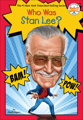 Who Was Stan Lee? (Who Was...?) Cover Image