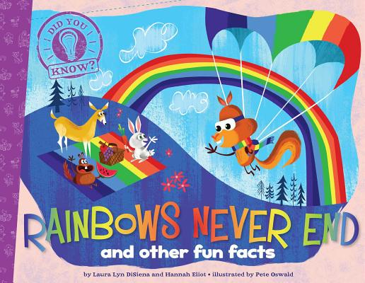 Cover for Rainbows Never End