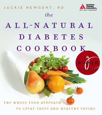 The All-Natural Diabetes Cookbook Cover